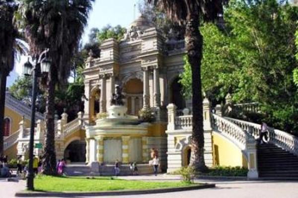 Colline Santa Lucía