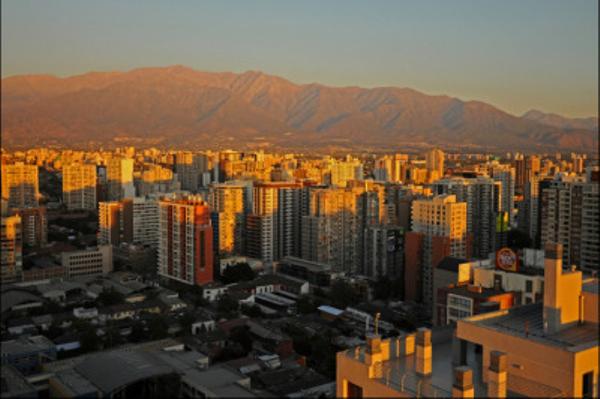 Santiago, vue d'ensemble