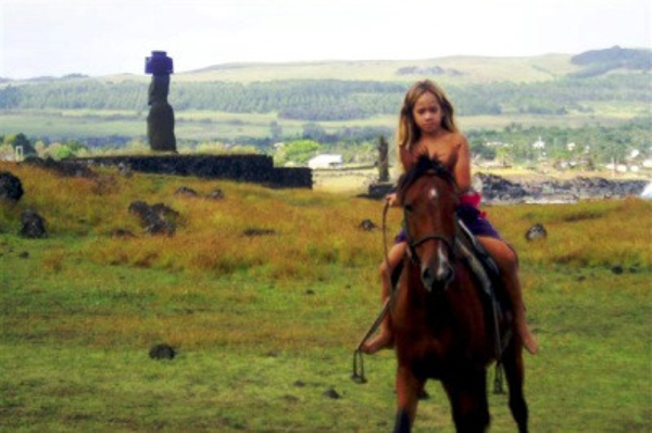 Horseback Riding in Easter Island