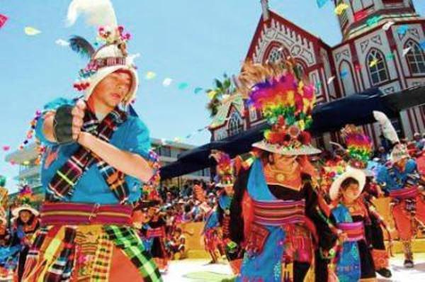 Arica Carnival