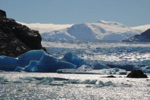 Grey Glacier and Lake