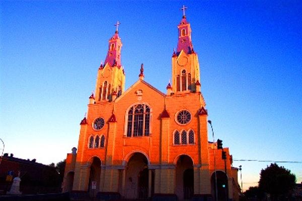Chiloe Church