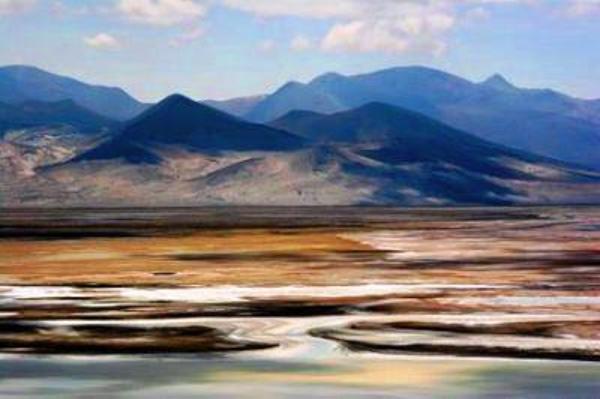 Huasco Salt Flat
