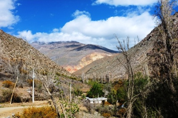 Rio Hurtado Valley
