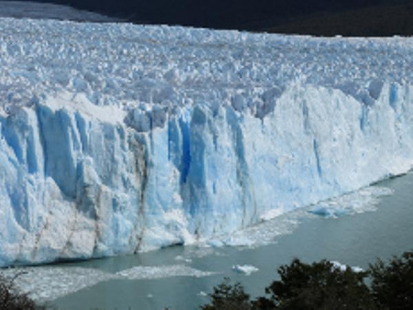 Le glacier du Perito Moreno