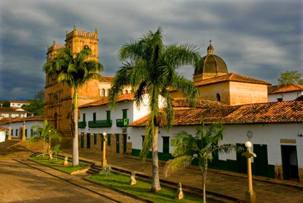 Ville de Barichara