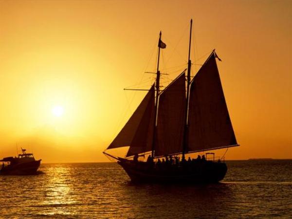 Coucher de soleil - Carthagène