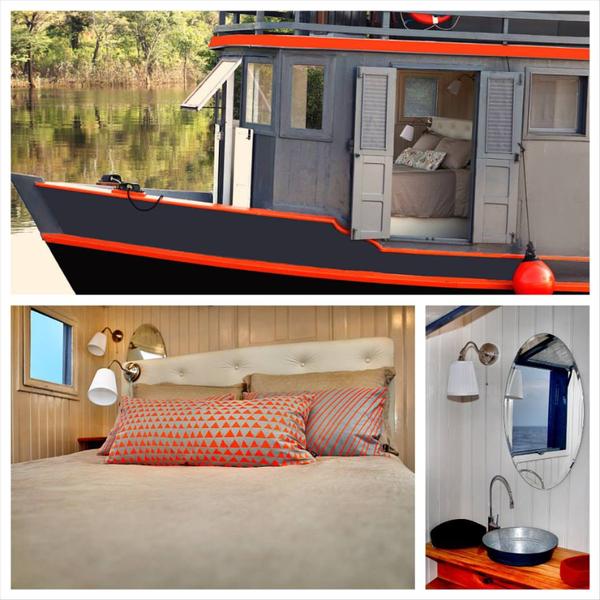 Amazon Eco Boat