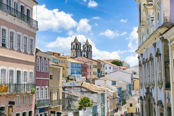 Salvador da Bahia - Pelourinho square