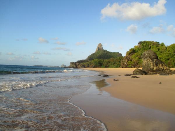 Praia da Cacimba do Padre - Noronha