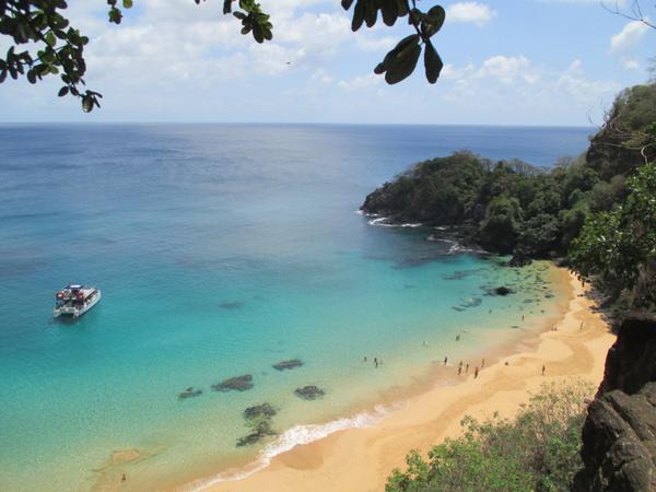 Praia do Sancho - Noronha