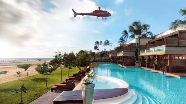 Hélicoptère Fortaleza - Jeri