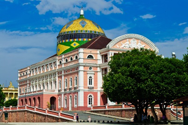 Amazon Theatre - Manaus
