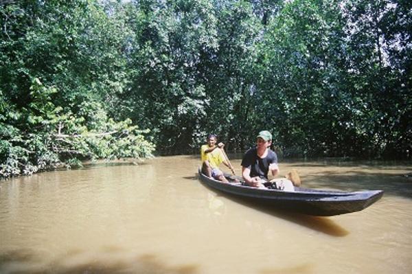 Dugout excursion - Marajó