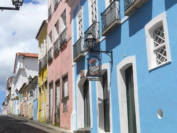 Salvador street