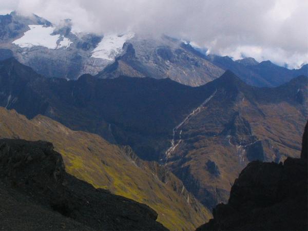 La Cumbre, Cordillera Real