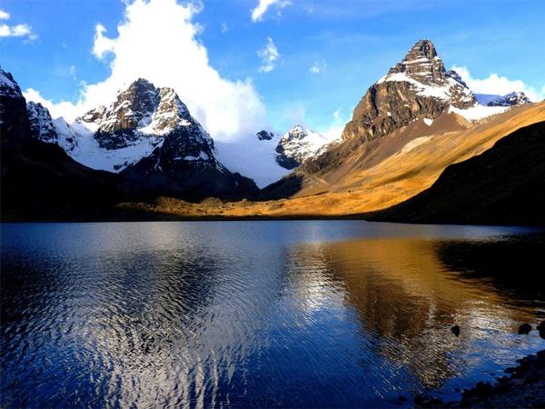 Laguna Chiarkhota, Cordillera Real