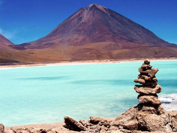 Volcán Licancabur, Lipez