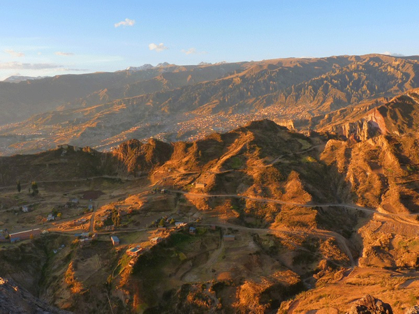 Muela del Diablo, La Paz region