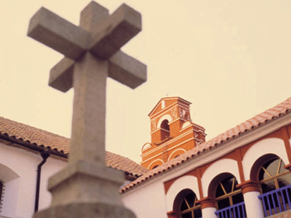 Santa Teresa Convent, Potosi