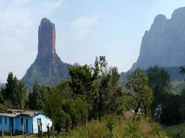 Roboré, provincia de Chiquitos