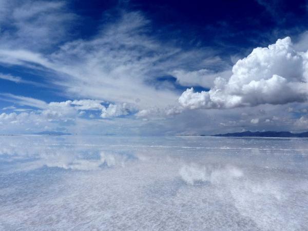 Salar Uyuni inundado, Lipez
