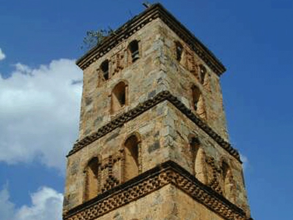 Bell tower, San Jose de Chiquitos