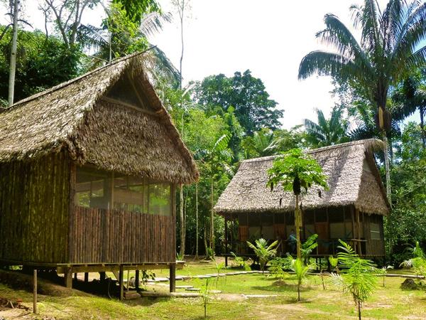 San Miguel de Bala, Parque Madidi, Amazonia