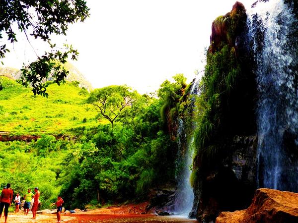 Cataratas, Parque Amboro