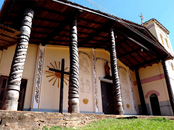 Santiago de Chiquitos, Misiones de Chiquitania