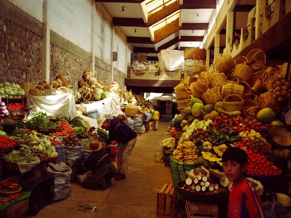 Mercado, Sucre