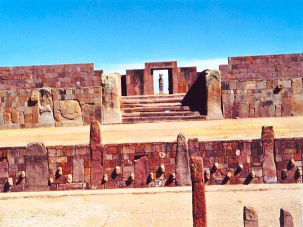 Tiwanaku, región de La Paz
