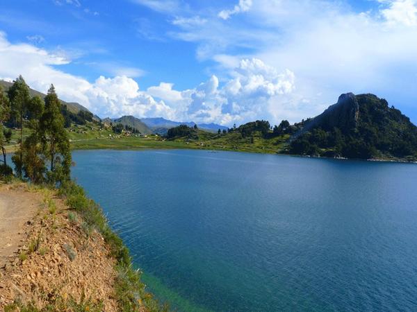 Trek del Yampupata, lago Titicaca