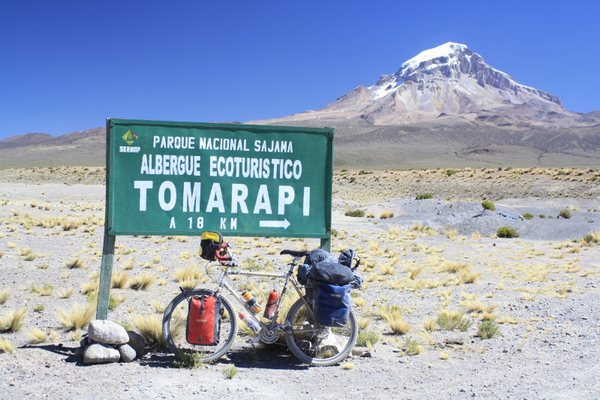 Tomarapi, Sajama National Park