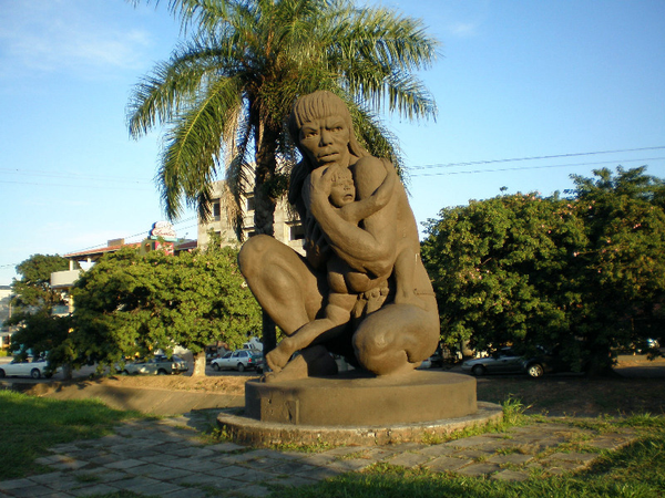 Sculptures, Santa Cruz
