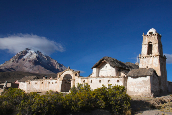 Tomarapi church, Sajama national Park