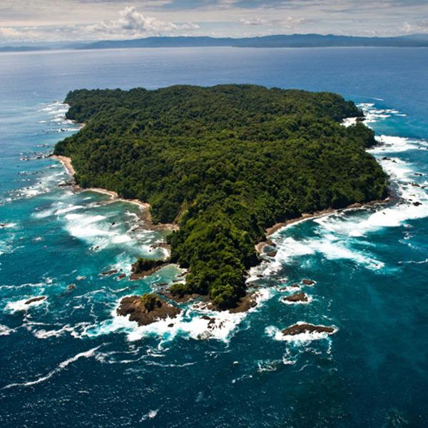 Ile del Cano, Costa Rica