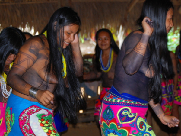 Les traditions des amérindiens, Panama