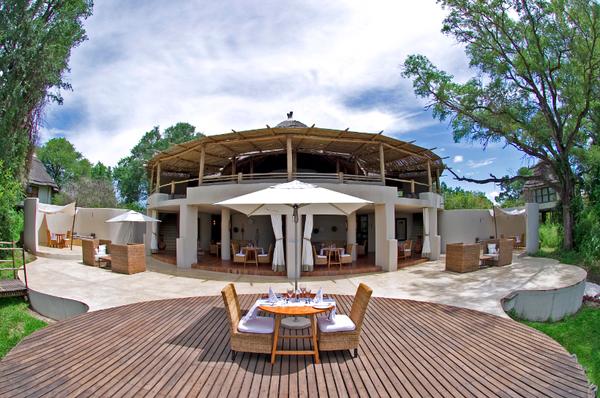 Sussi & Chuma Lodge en Zambie.