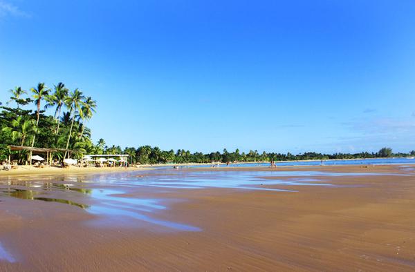 Marau Beach, Bahia