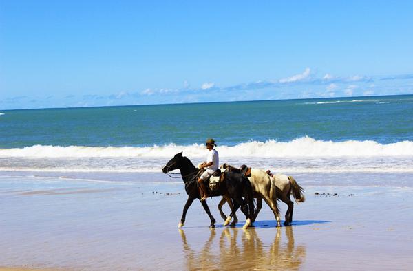 Trancoso Beach, Bahia