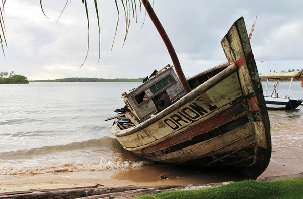 Fisher Boat, Bahia