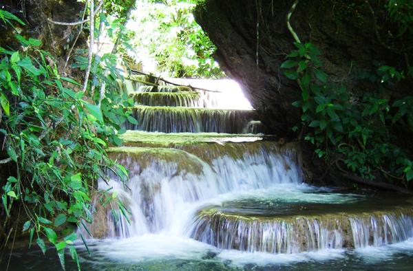 Bonito Waterfall, Pantanal