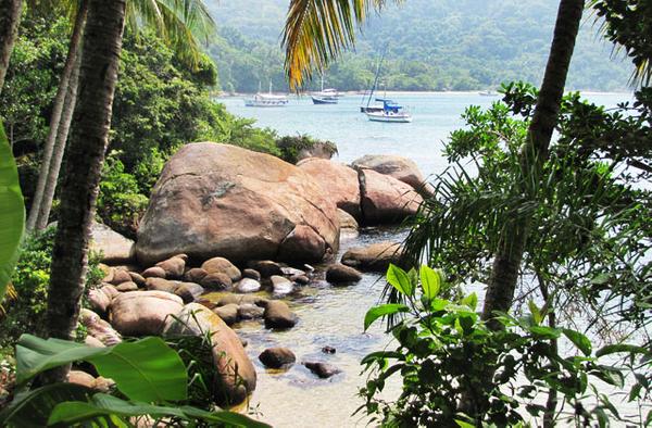 Ilha Grande Trekking, Costa Verde