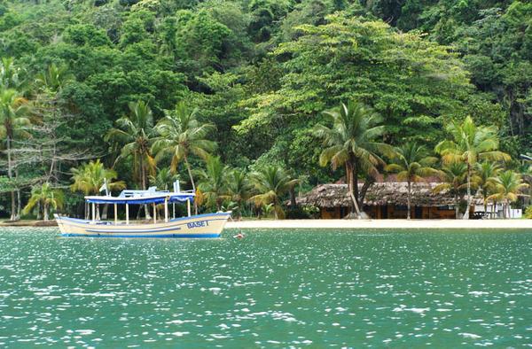 Saco do Mamangua, Costa Verde