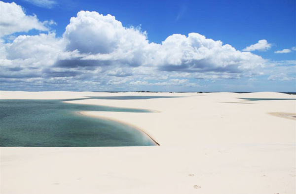 Dunes and Lagoons of Lençois Maranhenses