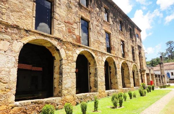Caraca Sanctuary, Minas Gerais