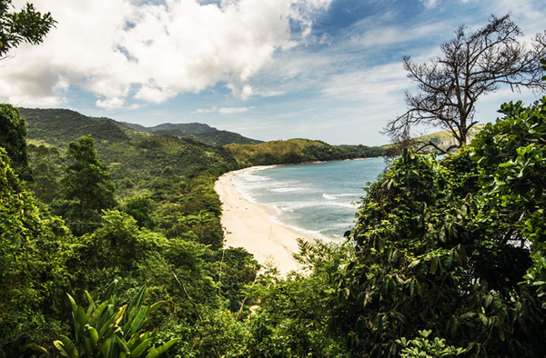 Paraty, Costa Verde