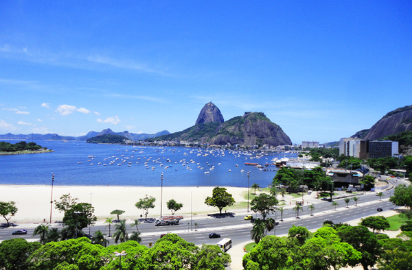 Sugarloaf Mountain, Rio