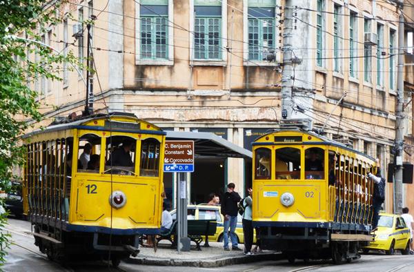 Santa Teresa Tram, Rio